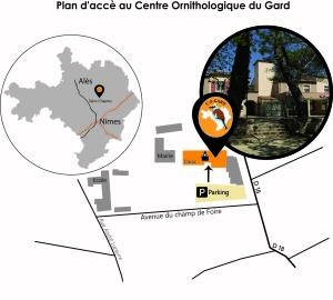 Plan accès Cogard(1)